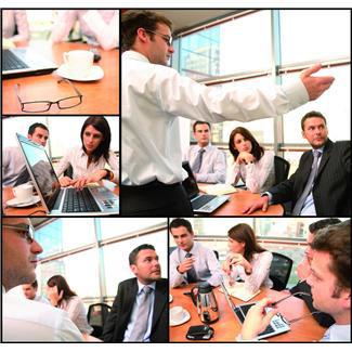 businesscollage